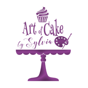Art of Cake Logo White