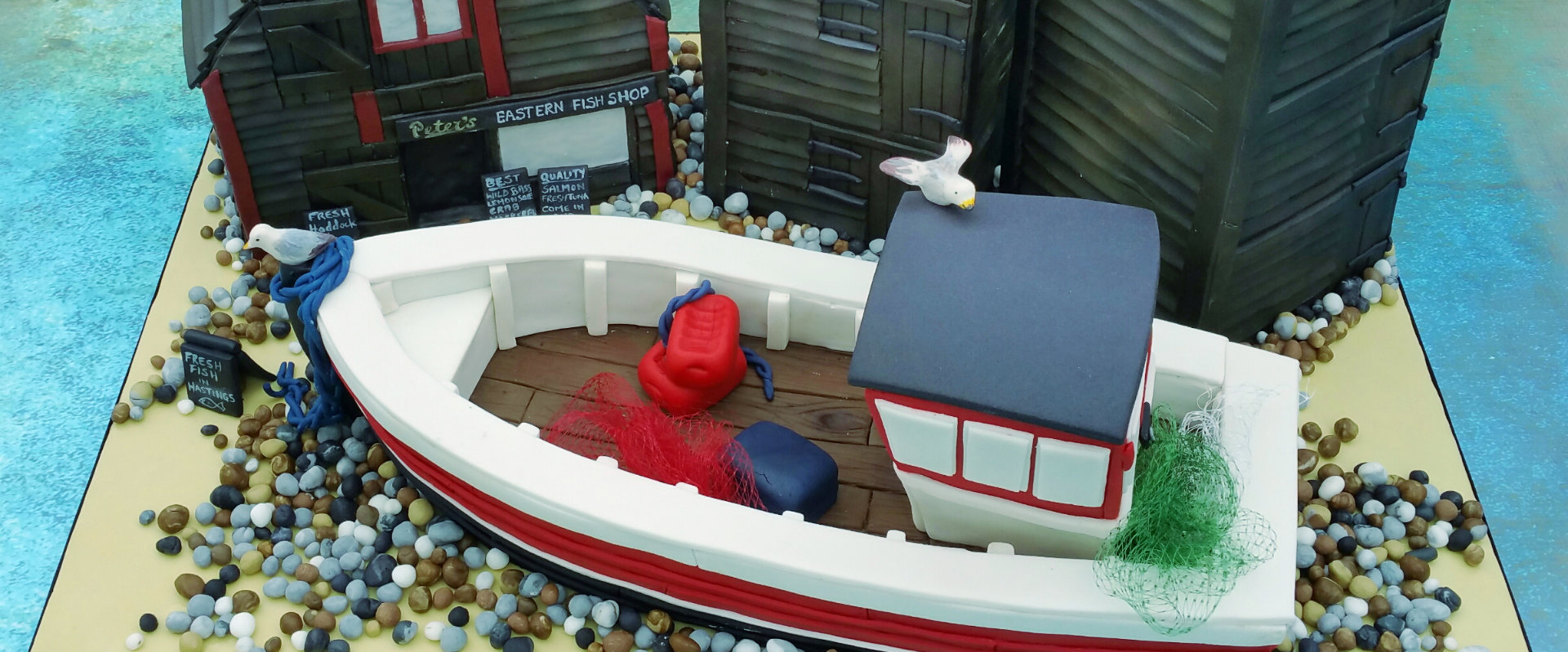 Boat Slide