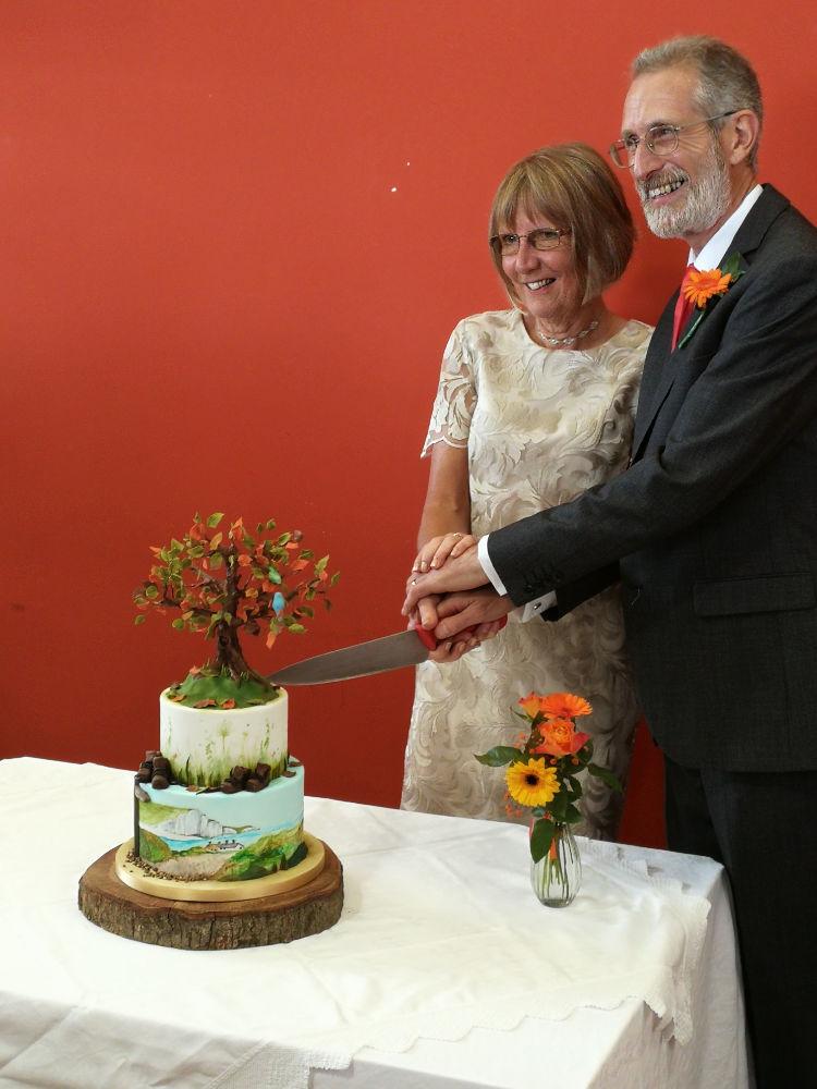 28 Wedding Cake