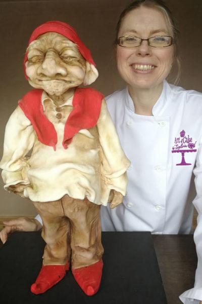Sylvia & Gnome