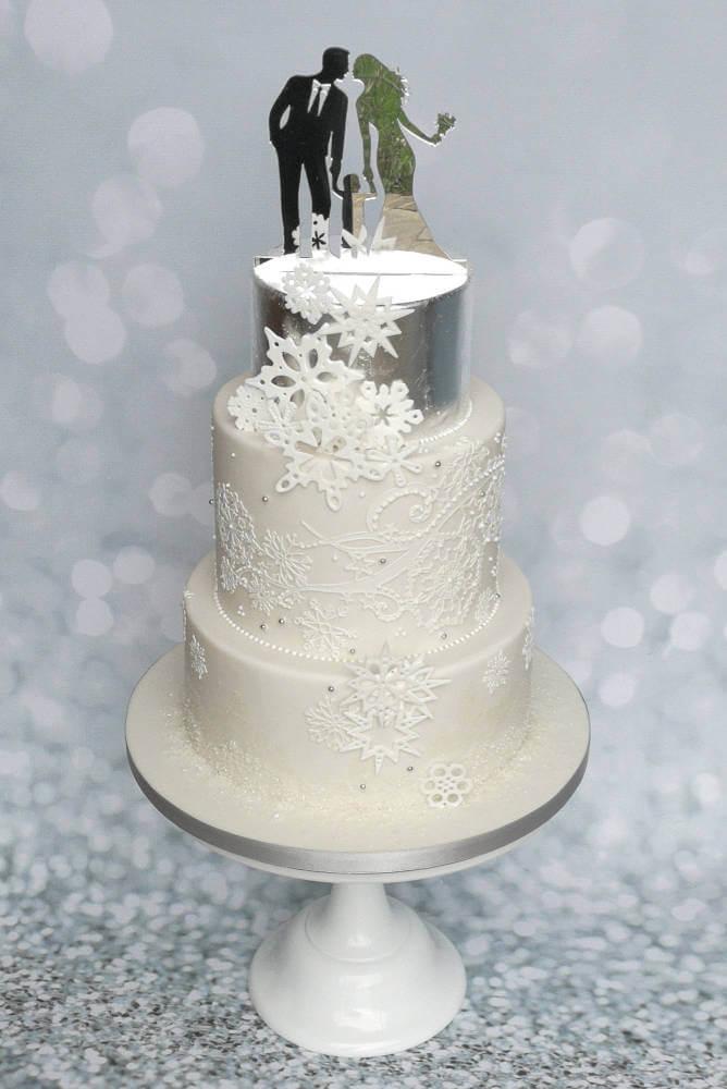 44 Wedding Cake