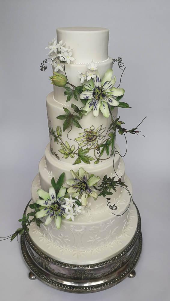 45 Wedding Cake