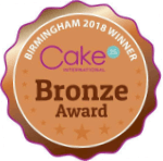 Cake International Bronze Award
