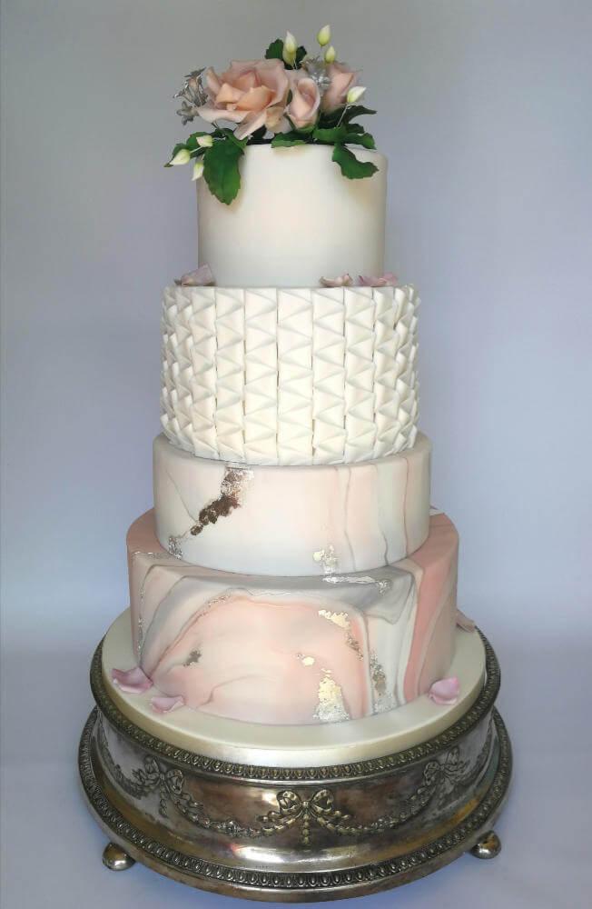47 Wedding Cake